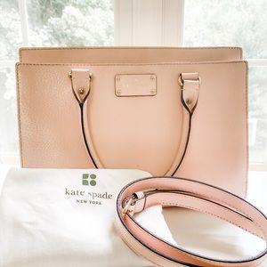 Kate Spade Medium Blush Purse